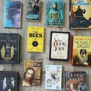 Fantasy Book Lot